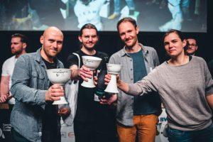 Deutsche Cuptastingmeisterschaften 2020 Sieger Finale